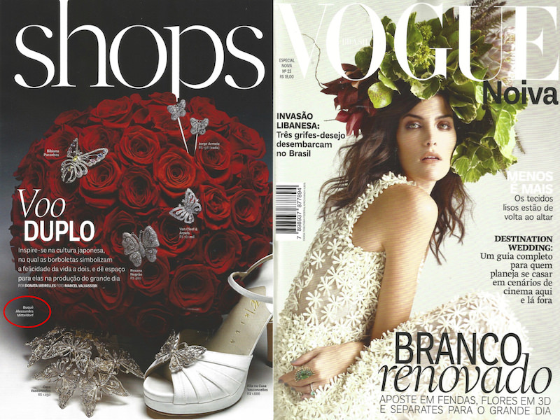 bouquet Vogue Noivas 2015